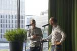 Författarsamtal med Stephan Mendel-Enk